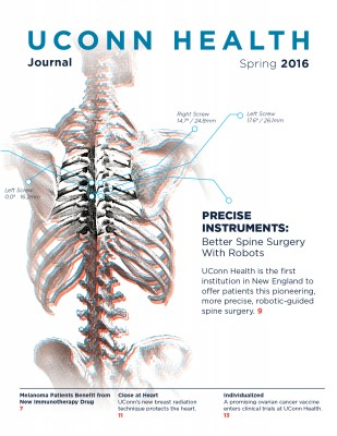 UConn Health Journal Spring 2016