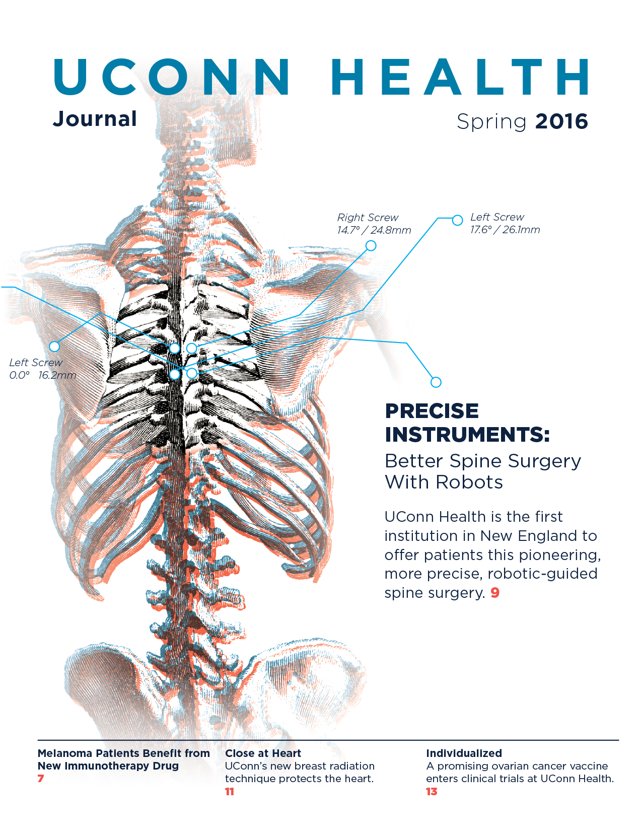 Cover of Spring 2016 Issue