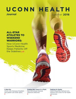 UConn Health Journal Summer 2016