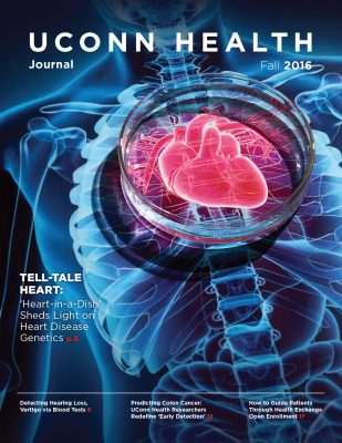 UConn Health Journal Fall 2016