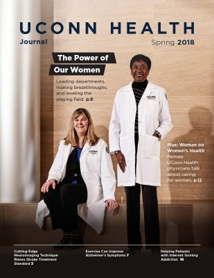 UConn Health Journal Spring 2018